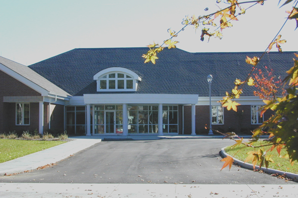 Nissan Columbus Ohio >> Westerville Electric Office Building   Sem Architects