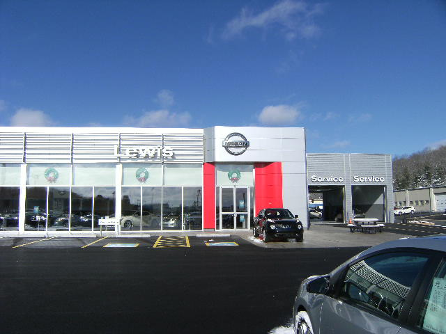 Nissan Columbus Ohio >> LEWIS NISSAN | Sem Architects